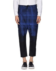 Vivienne Westwood Man Trousers Casual Trousers Men Blue