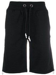Philipp Plein Drawstring Shorts Black