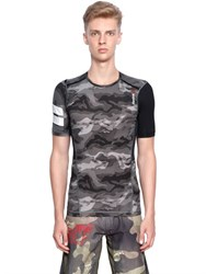 Reebok Cross Fit Cotton Compression T Shirt