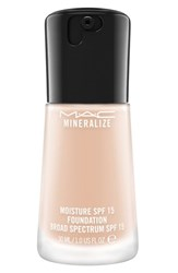 M A C Mac 'Mineralize' Moisture Foundation Broad Spectrum Spf 15 1 Oz Nw 13