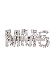 Maison Martin Margiela Mm6 Crystal Embellished Hair Clip 60