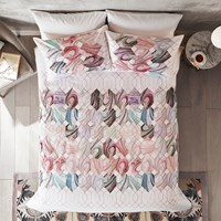 Ted Baker Sea Of Clouds Duvet Cover Pastel Multi