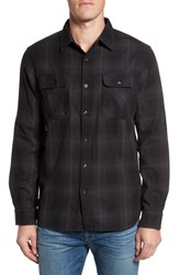 The North Face Alpine Zone Plaid Shirt Asphalt Grey Plaid