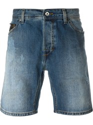 Just Cavalli Denim Shorts Blue