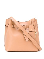 Tila March Lea Bucket Bag Neutrals