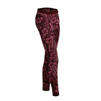 Ekaterina Kukhareva Poppy Leggings Red Pink Purple
