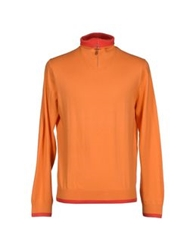 Henry Cotton's Turtlenecks Orange