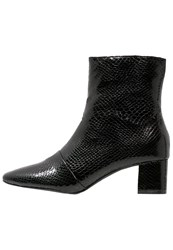 Pieces Psdanny Boots Black
