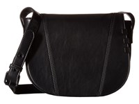 Rvca Phantom Crossbody Black Cross Body Handbags