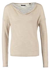 Marc O'polo Jumper Oat Flake Off White