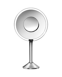 Simplehuman Sensor Makeup Mirror Pro 8 5X 10X Magnification Gray