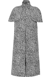 Opening Ceremony Jacquard Coat White