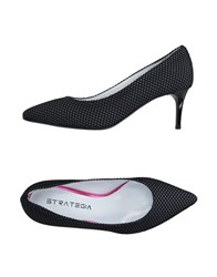 Strategia Footwear Courts Women Grey