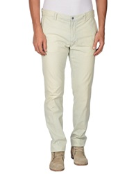 Henry Cotton's Casual Pants Ivory