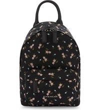 Givenchy Floral Mini Nylon Backpack Multi