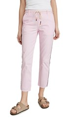 Sundry Straight Trousers Carnation