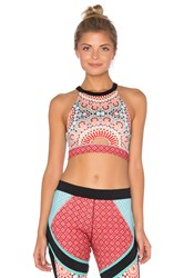 Minkpink Mind Over Matter Top Orange
