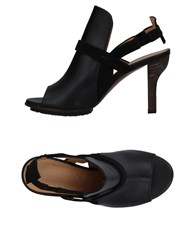 Ellen Verbeek Sandals Black