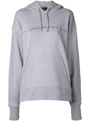 G.V.G.V. Authentic Hoodie Grey