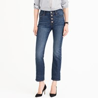 J.Crew Tall Straightaway Jean In Bluff Wash