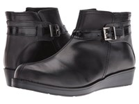 Naot Footwear Cozy Black Madras Leather Tin Gray Leather Black Luster Leather Women's Boots