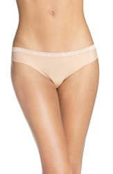 Le Mystere Women's 'Safari' Lace Trim Bikini