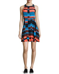 Alice And Trixie Chloe Fit And Flare Dress