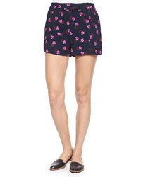 A.L.C. Val Mallow Print Shorts Women's