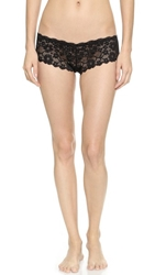 Honeydew Intimates Camellia Lace Hipster Caviar