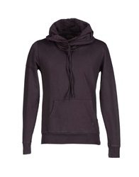 Reign Sweatshirts Dark Purple