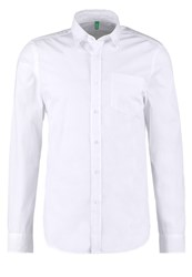 United Colors Of Benetton Slim Fit Shirt White