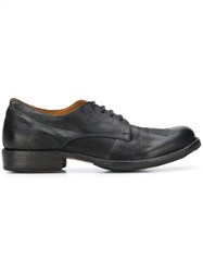 Fiorentini Baker Classic Lace Up Shoes Black
