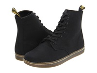 Dr. Martens Alfie Black Canvas Men's Lace Up Boots