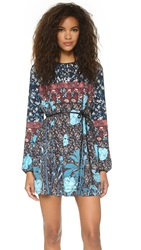 Clover Canyon Bohemian Rhapsody Dress Multi