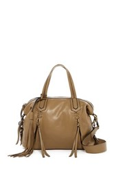 Joelle Hawkens Candyce Small Leather Satchel Green