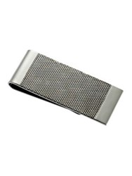 Kenneth Cole Reaction Money Clip Silver