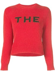 Marc Jacobs 'The' Jumper 60