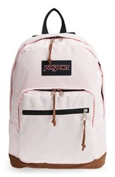 Jansport Right Pack Backpack Pink Pink Blush