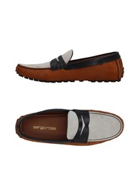 Sergio Rossi Loafers Light Grey