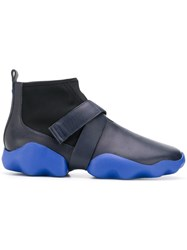 Camper Dub Ankle Boots Black