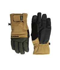 Dakine Bronco Glove Field Snowboard Gloves Brown