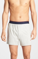 Polo Ralph Lauren 'Supreme Comfort' Classic Fit Knit Boxers 2 Pack Andover Heather