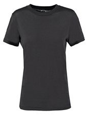 Selected Femme Sfmy Perfect Basic Tshirt Black