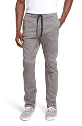 Quiksilver Men's Fun Days Drawstring Chinos Quite Shade