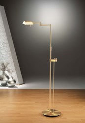 Holtkoetter 6317Sld Floor Lamp With Side Line Dimmer Yellow