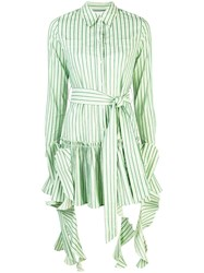 Alexis Phaedra Dress Green
