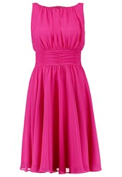 Swing Cocktail Dress Party Dress Pink