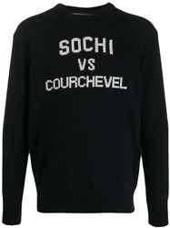 Mc2 Saint Barth Slogan Jumper 60