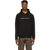 Nasaseasons Black 'Expensive And Difficult' Hoodie