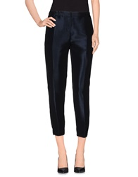 American Retro Casual Pants Black